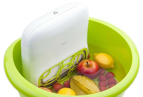 Technical Analysis LINKSAIL Fruit and Vegetable Nano Purifier