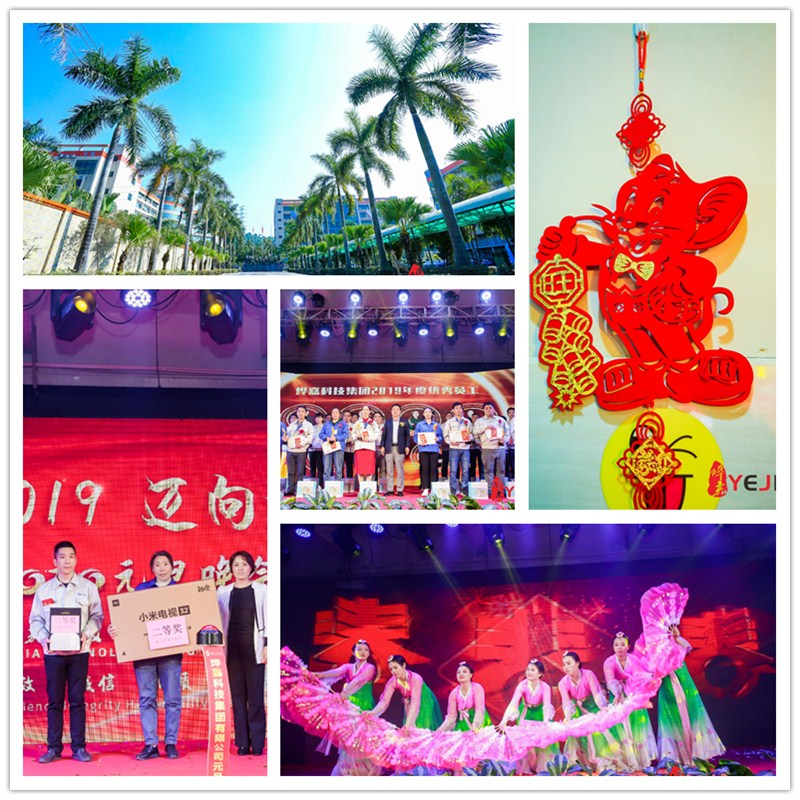 Yejia Group 2020 New Year Party