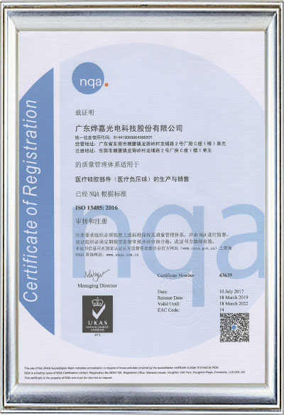 ISO13485 CHN