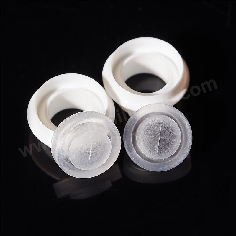 Food Grade Cross Slit Silicone Valve