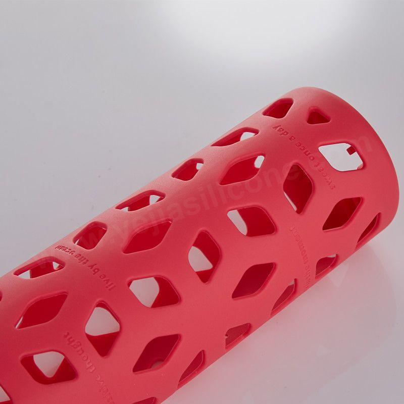 Anti Slip Water Bottle Silicone Sleeves