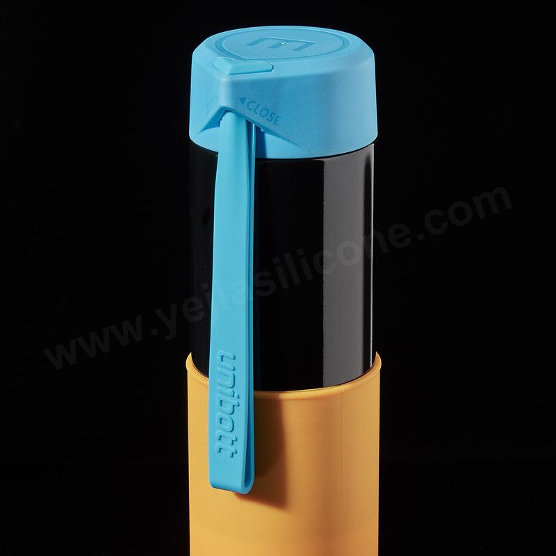 Custom Made Water Bottle Silicone Holder