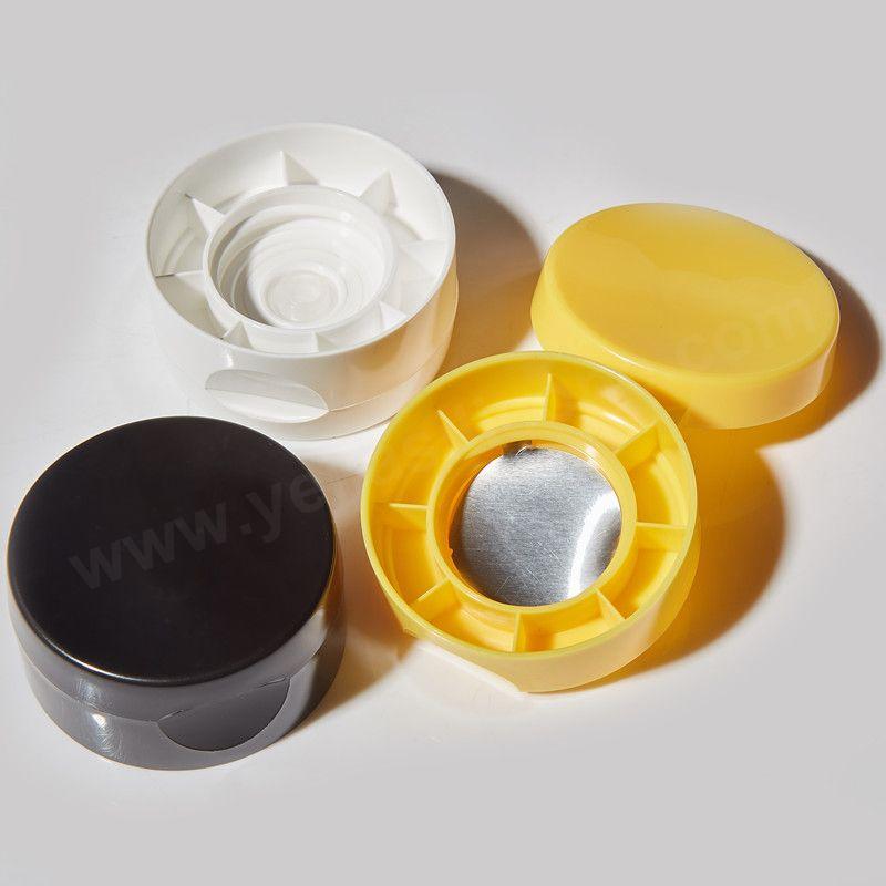 cap with valve