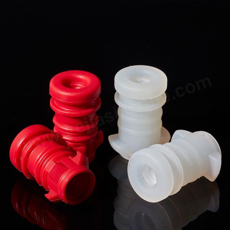 water bottle silicone split valve