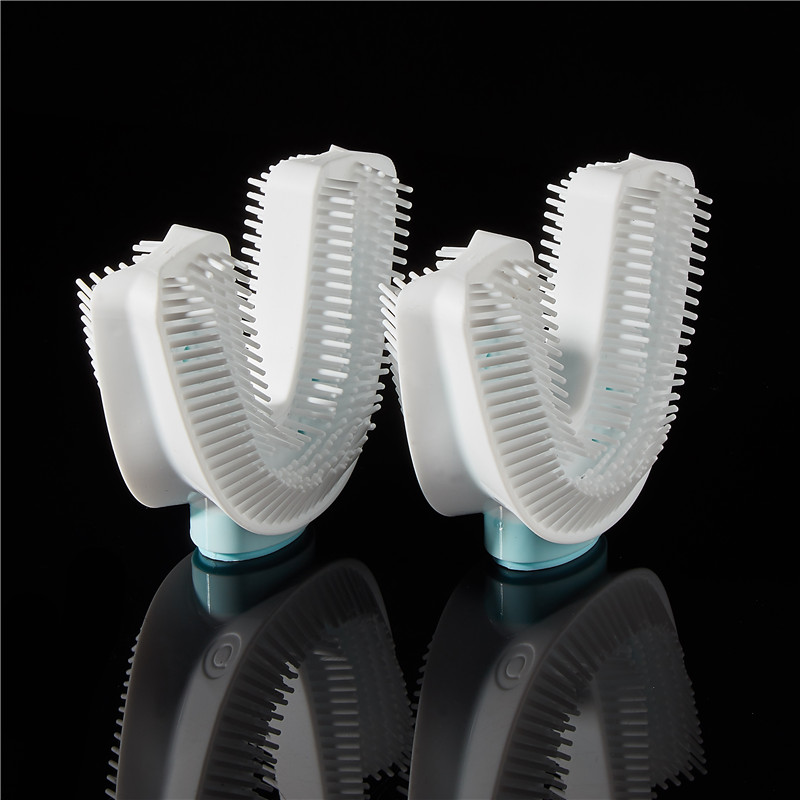 What is the Difference between an Ultrasonic Silicone Toothbrush and a Normal Toothbrush?