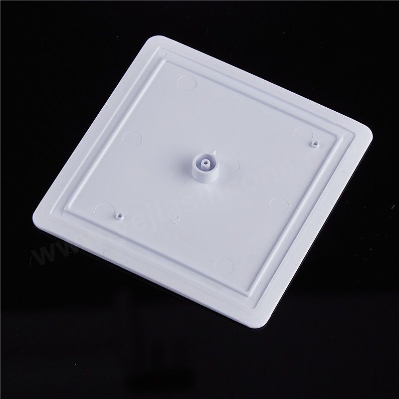 Liquid Silicone Rubber Injection Overmolding Silicone Plastic Pad for Home Router