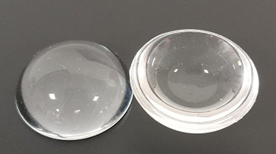 Application of Silicone Lens in Lighting Field