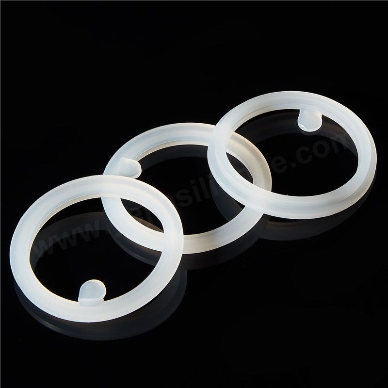 FDA Food Grade Water Resistant Silicone Rubber Gaskets