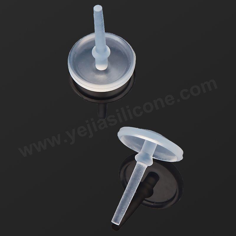 Self Sealing Flow Control Silicone Umbrella Check Valve