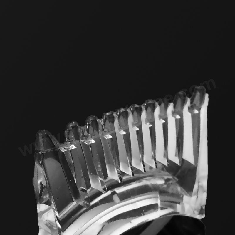 liquid silicone lens