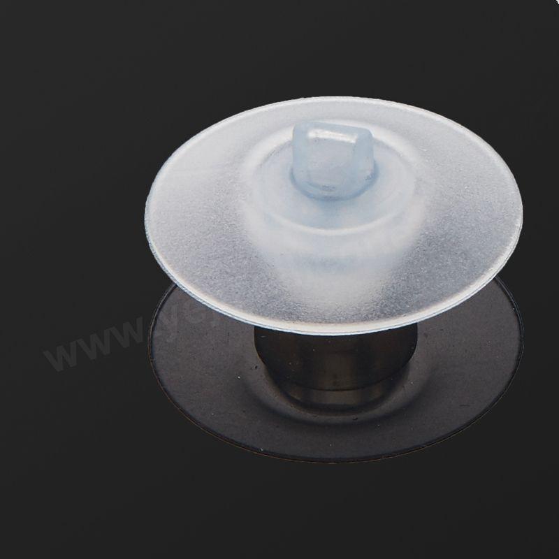 bi directional silicone valve