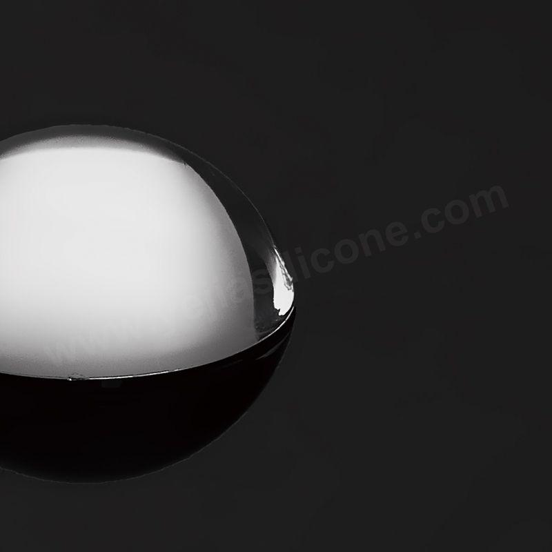 optical silicone lenses