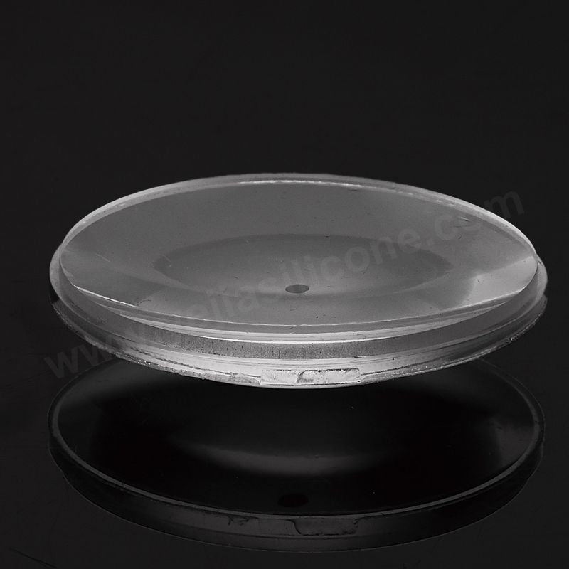 LSR optical silicone lenses